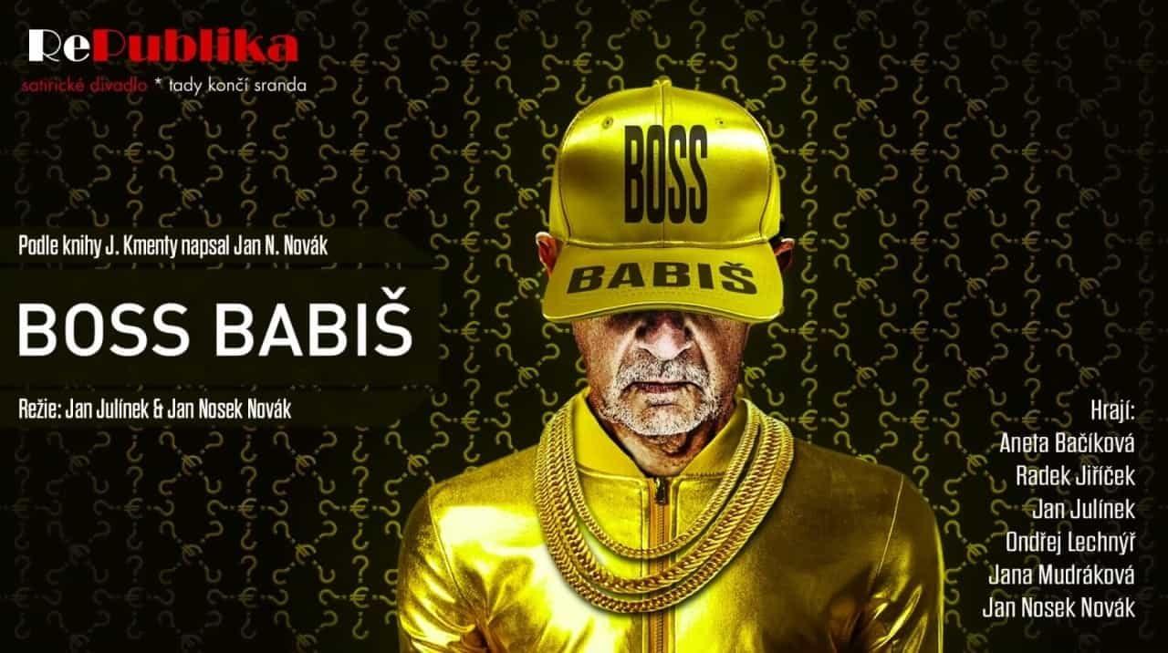 Boss Babiš - trailer